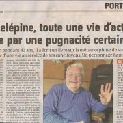 Article Jean Delépine Courrier Picard 29 mai 2016