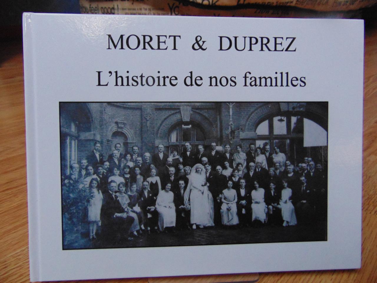 Moret et Duprez