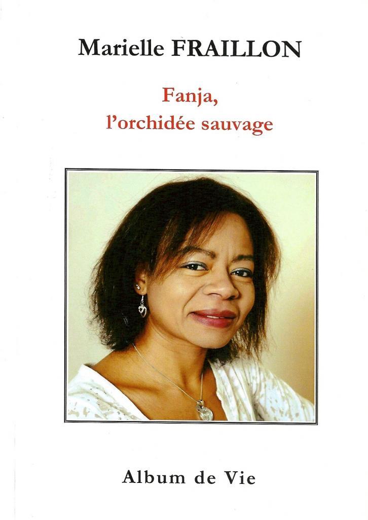 Couverture de Fanja, l'orchidée sauvage Album de Vie