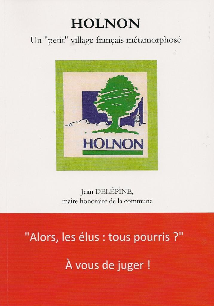 Couverture du livre de Jean Delépine